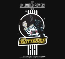 Sith Batteries by SpicyMonocle