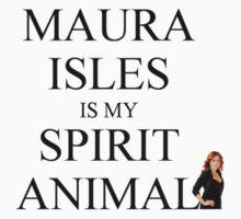 Maura Isles is my Spirit Animal by IMakeItSnow