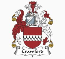 Crawford Coat of Arms / Crawford Family Crest by ScotlandForever