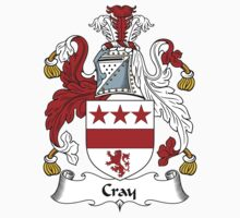 Cray Coat of Arms / Cray Family Crest by ScotlandForever