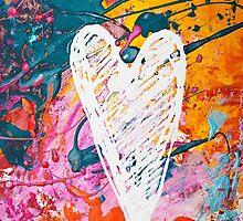 Doodle heart by artsandsoul