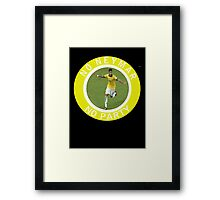 No Neymar, No Party Framed Print