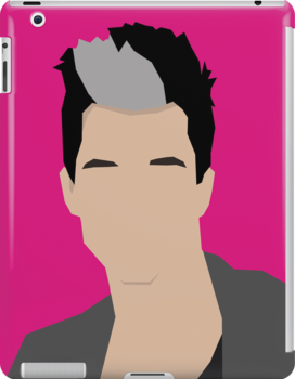Russell Kane Vector Artwork by ComedyQuotes