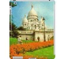 Sacre Coeur, Paris, France iPad Case/Skin