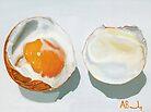 Boiled Egg! by BundyArt by yobund