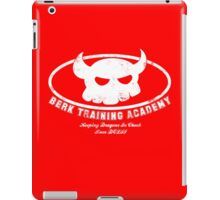 Berk Training Academy iPad Case/Skin