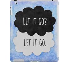 Let it go ♠ Frozen iPad Case/Skin