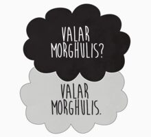Valar Morghulis Kids Clothes