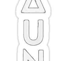 Bastille - Haunt #2 Sticker