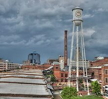 Lucky Strike in Downtown Durham by Kadwell