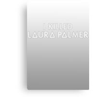 Bastille - Laura Palmer #3 Canvas Print