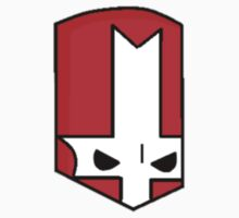 Castle Crashers Red Knight Head by BigMommaT