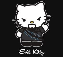 Evil Kitty by CXPStees
