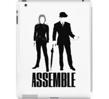 The Original Avengers Assemble iPad Case/Skin