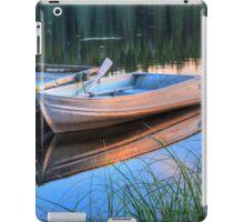 Pier At Sunset iPad Case/Skin