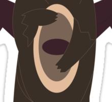 Demonic Bears Attack  Sticker