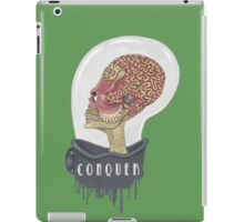 Conquer..In Color!!! iPad Case/Skin
