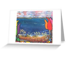 Lands End, Magnolia, Seattle Greeting Card