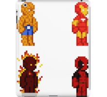 Marvel Pixel Heroes! iPad Case/Skin