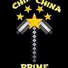 China China Prime! by SlyFoxHound