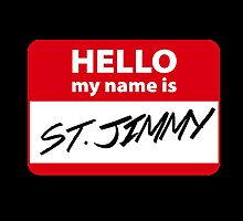 My Name is St. Jimmy by surreptitious