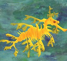 Leafy Sea Dragon by Katherine Reynolds