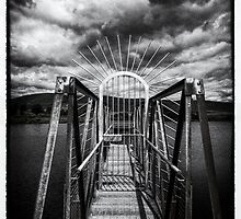Mono jetty by Glaspark
