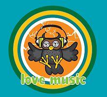 Love music by mangulica