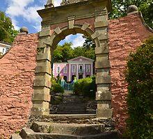 Portmeirion, Wales (2) by Mikhail31