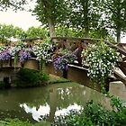 BRIDGE of FLOWERS by Marilyn Grimble