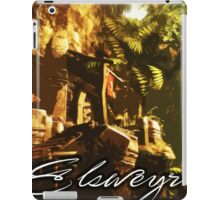 Elsweyr iPad Case/Skin