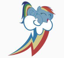 Rainbow Dash  by sugarpins