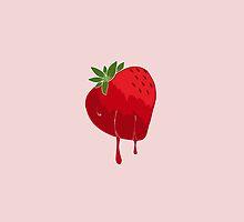Strawberry by CowSprite