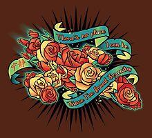 Big Damn Roses by Linda Hardt