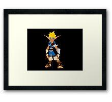 Jak-Jak and Daxter The precursor legacy  Framed Print
