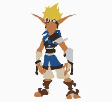 Jak-Jak and Daxter The precursor legacy  Kids Clothes