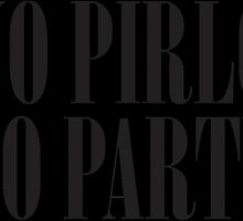 No Pirlo No Party by JuzaShannon