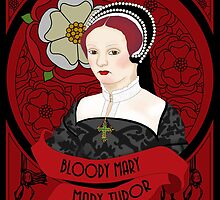 Bloody Mary by Lisa Vollrath
