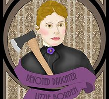 Lizzie Borden by Lisa Vollrath