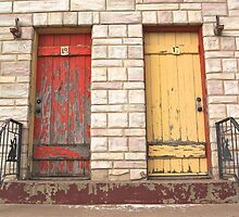 2 Doors by Andrew Felton