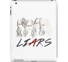 Pretty Girls, Ugly Secrets iPad Case/Skin