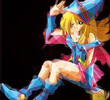 Dark Magician Girl  by TomsTops