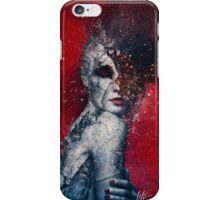 Indifference iPhone Case/Skin
