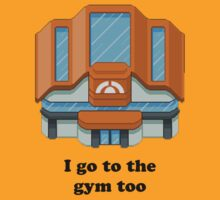 Pokemon Gym by awolf123