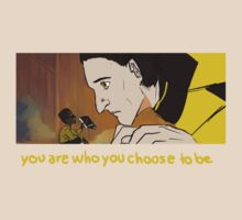 You Are Who You Choose To Be (Geordi and Data) by piratesgospel