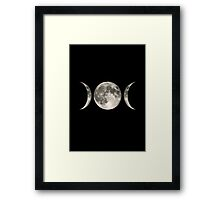 Magical Moon Framed Print