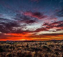 Sunset 34 by Richard Bozarth