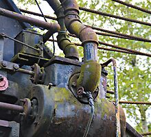 Train Pipes by kchase