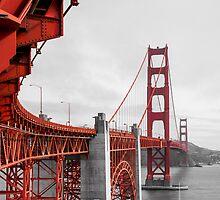 Golden Gate by Radek Hofman