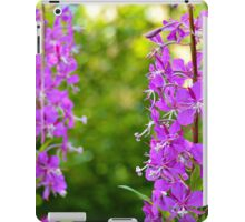 PNW Wildflowers iPad Case/Skin